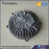 China factory aluminum alloy die casting aluminum gravity casting die casting machine spare parts