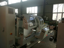 Any angle Double head CNC cutting saw