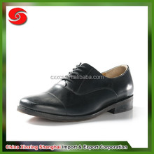 Latest style customize men casual flat leather shoe