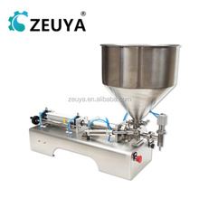 New Design Semi-Automatic edible oil filling sealing labelling line G1WG Trade Assurance