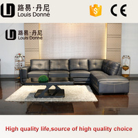 Shenzhen furniture offer wholesale sofa de canto