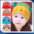wholesale fashion animal winter warm kids free knitted children baggy beanie hat pattern beanie babies wanted baby beanie hat