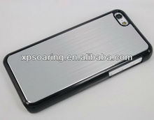 Mobile phone chrome cover case for apple iphone 5C