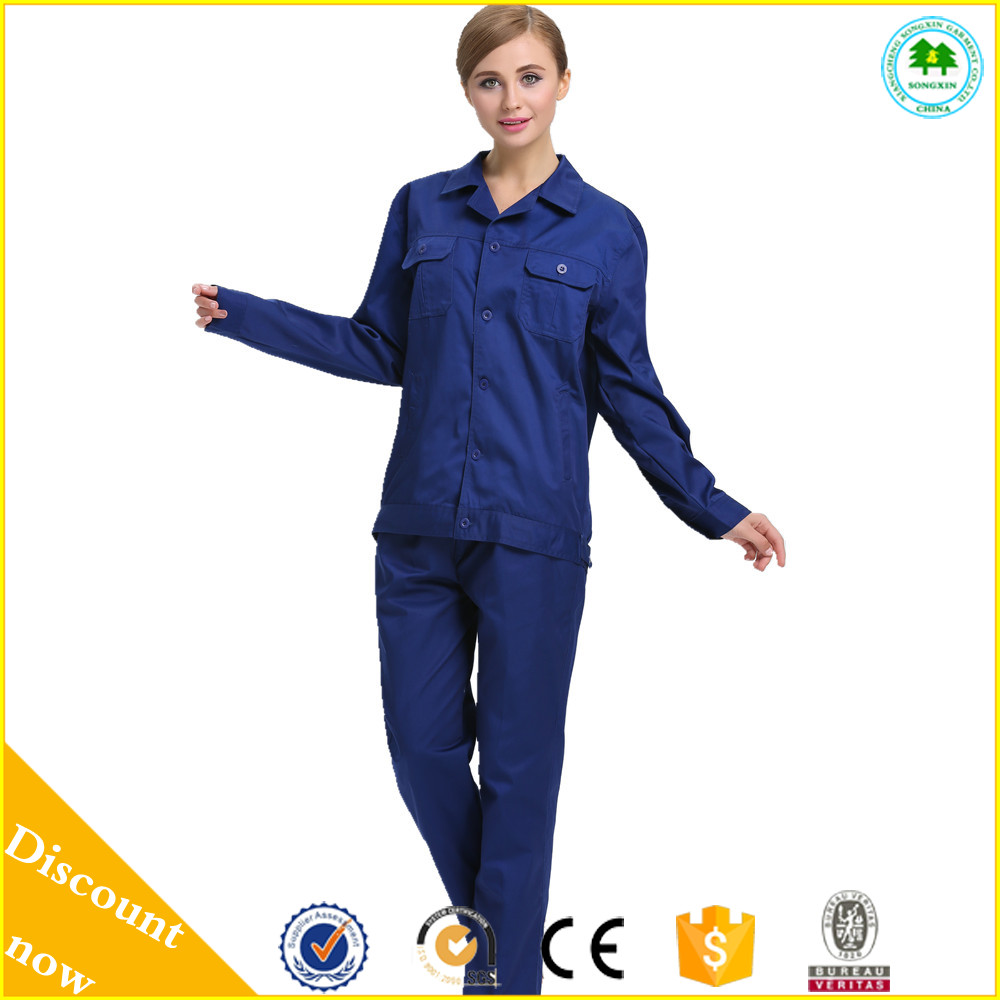 Hot sale factory price uniform,safety protective clothing work wear