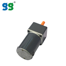 Goldgun 12v 3000rpm dc gear motor with brass gearbox