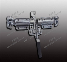 Tianjin HUAXING high quality Cargo container and tank rear door locking device on sale