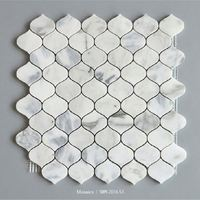 Profesional factory Popular orient white marble supplier