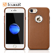 New Arrival Leather Custom Cell Phone Case Cover for iphone 7 Case