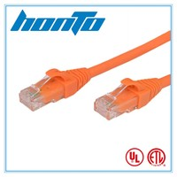 PVC jacket rj45 utp cat5e competitive price patch cord network cable