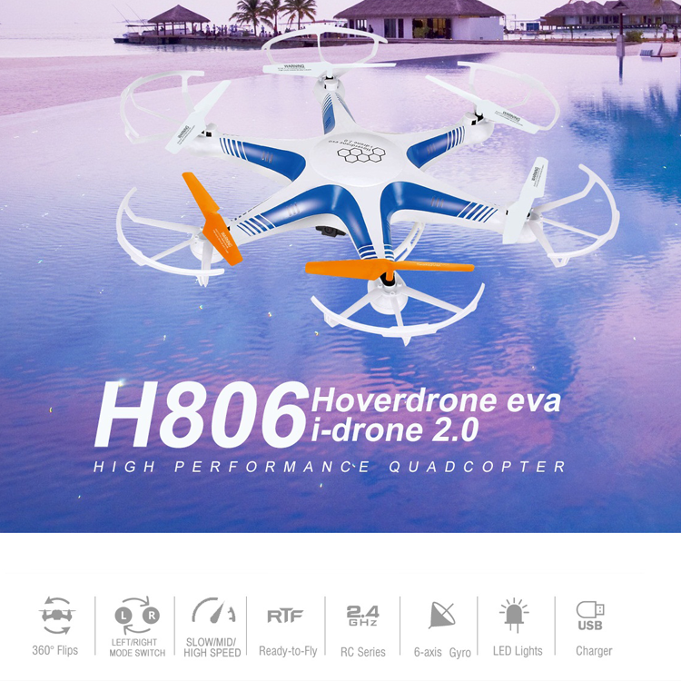 FQ777-11W 480P Pixel Mini Drone with Camera