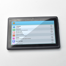 Simply A33 1+16G android5.1 smart cheap rugged tablet pc 7 inch 0.3/2.0MP