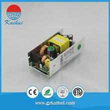 ETL Approved 50/60Hz Input KAIHUI Led Drivers 150W Open Frame 60V 150W PSU