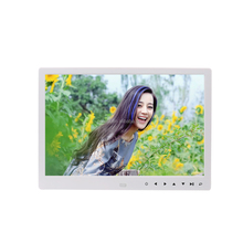"Factory price 7""8""10"" 12"" 13.3""14""15"" lcd touch key digital video frame/sexy animal and women picture made in shenzhen"
