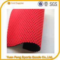 Cheap China Supplier Neoprene Perforated Rubber Sheet Direct Selling