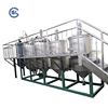 Manufacturer supply directly excellent professional Soybean/coconut oil specification Processing Plant with best price