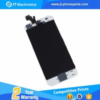 Quality promised and best price digitizer touch screen lcd for iphone 5