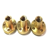8mm 10mm Screw And Brass Nut