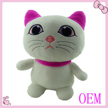 custom make stuffed toy plush animal toy lovely lucky cat toy