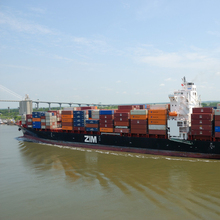 Ocean freight shipping container freight FCL LCL from China to Szczecin Poland