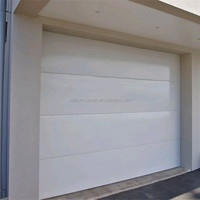 Cheap garage door panels sizes