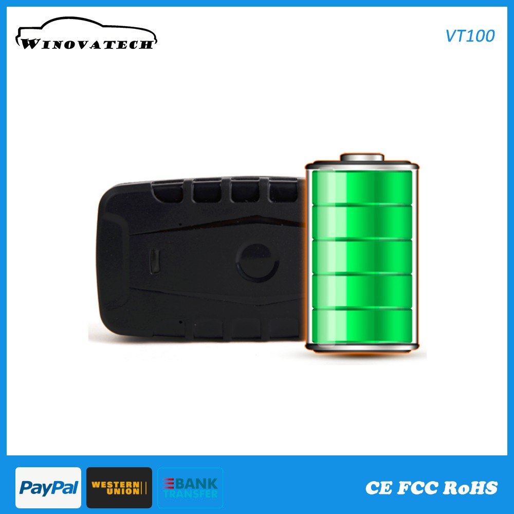 New privite big battery gps tracker gps kolida gps