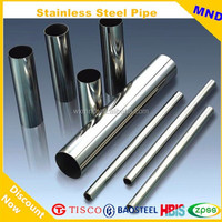100% High Quality Fasteste Delivery ASTM A312 /ASTM A213 STANDARD TP304 stainless steel pipe