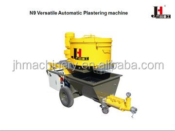 N9 putty mortar wall spray plastering machine construction machinery