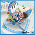 Multifunctional piano rocker baby swings cradle chair from Toysbase