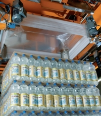 Hualo PE Cold Stretch Hood Film for Glass Bottle Packaging