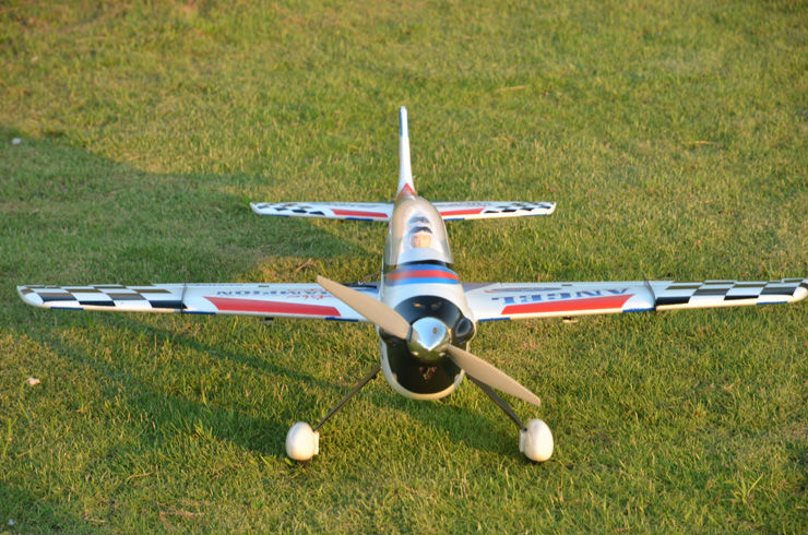 ep-248838 2.4G rc airplane 6CH Brushless Electric Remote Control Airplane