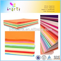colour origami paper/perforable colored a4 paper