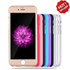 360 Tempered Glass Screen Protector Flim for iPhone6s Case Back Cover for Iphone 5s case