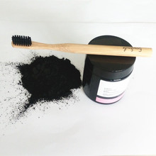professional supplier of food grade coconut activated charcoal whitening teeth powder