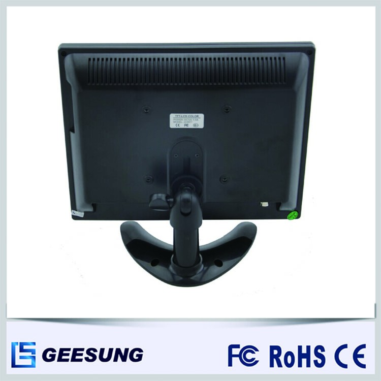 Monitor with DHMI USB Card Reader Monitor Touch Screen