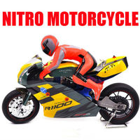 Victory Hawk RC 1/5 Scale VH-GP5 Nitro power Remote Control Motorcycle Gas motorcycle bike RTR