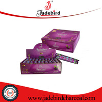 Wholesale grape flavor easy light charcoal tablets