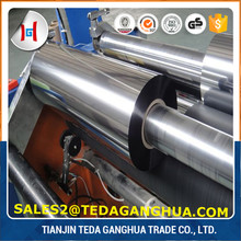Price of Metallized pet film to heat
