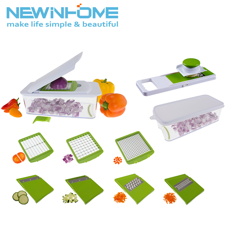 Vegetable Cutter Home Use Fruit And Vegetable Slicer And Dicer