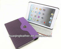 Smart case for ipad mini with sleep feature hot sale ipad mini case 7.5inch tablet with stand