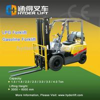 CHEAP Price Heavy Diesel off road forklift trucks