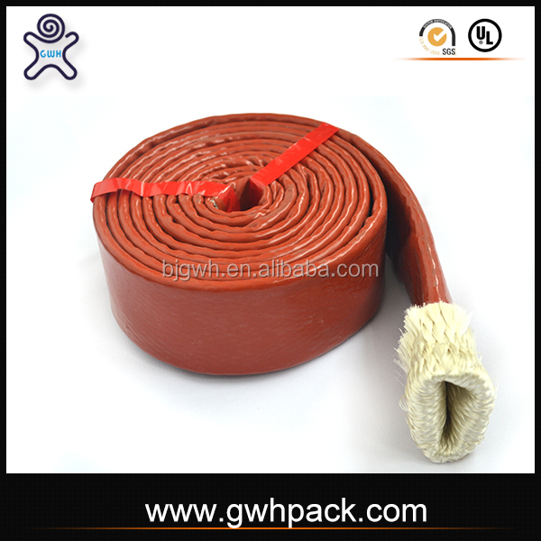 Silicone rubber cable protection sleeve GWH-A-A ID35mm