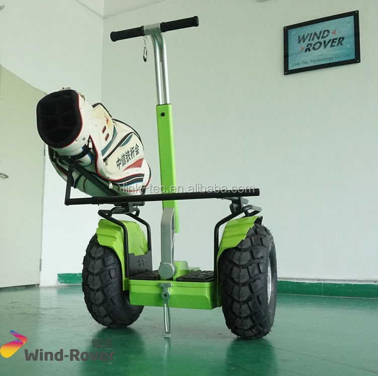 V6+ 2 wheel electric mountain scooter off road golf cart trailers
