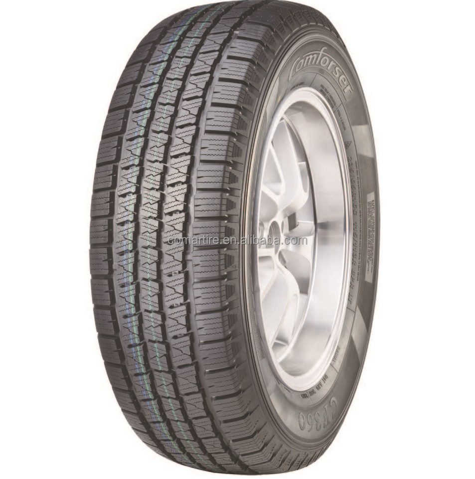 Comforser tire prices, Japanese tire brands technology used studless winter tire CF360 185R14C