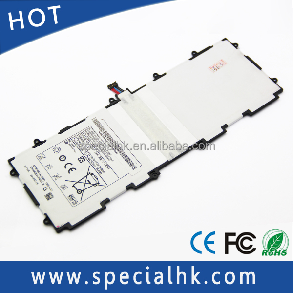 3.7V Genuine SP3676B1A(1S2P) Battery for Samsung Galaxy Tab 10.1 GT-P7500 P7510