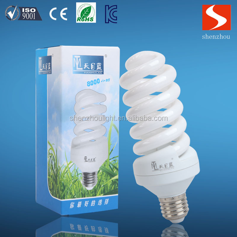 Competitive price full spiral energy saver light 15W 20W 25W 30W