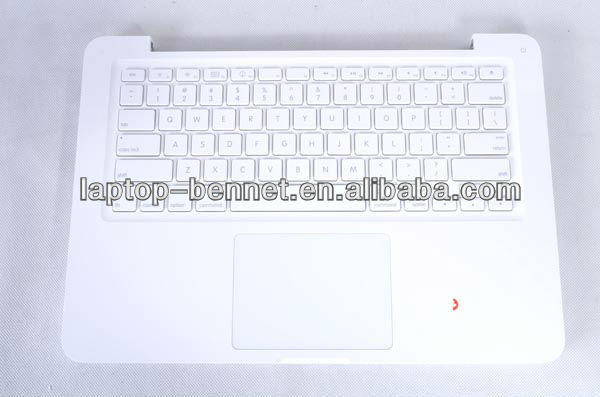 A1342 top case with keyboard for Apple