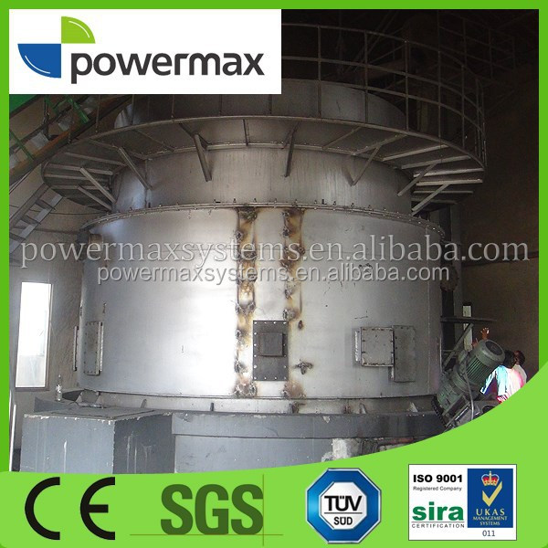 oil palm biomass gasifier power generation