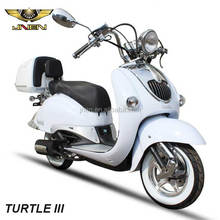 TURTLE III AURORA BELLA 100cc a moped mopeds prices in china scooter with powerful gasoline engine fast speedy safe driving
