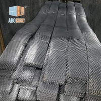 Strip lath Strip mes Diamond metal lath