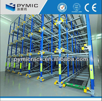 shuttle racking system shuttle car from China